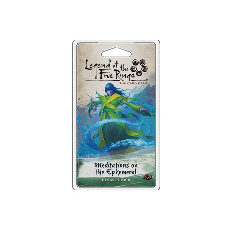 The Legend of the Five Rings: The Card Game - Meditations on the Ephemeral