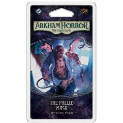 Arkham Horror: The Card Game LCG - The Pallid Mask