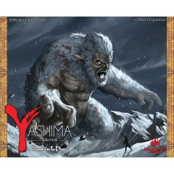 Yashima: Legends of the Icy Peaks