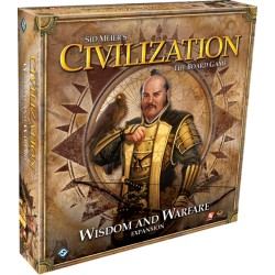 Sid Meier's Civilization: The Board Game – Wisdom and Warfare