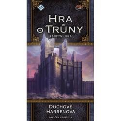 Hra o trůny: Duchové Harrenova (Válka pěti králů 5)