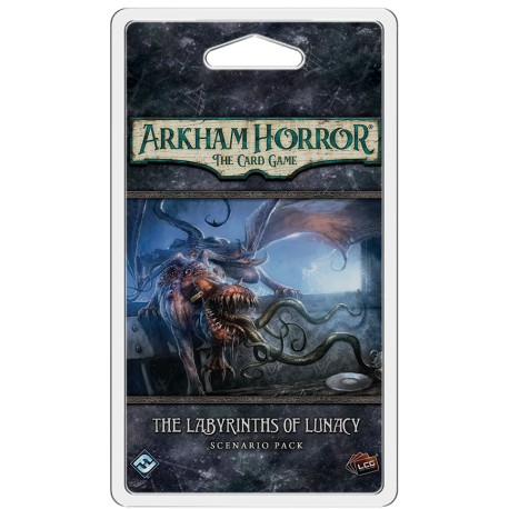 Arkham Horror: The Card Game LCG - The Labyrinths of Lunacy