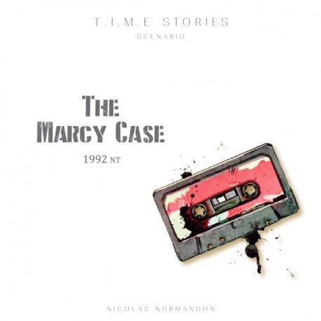 T.I.M.E. Stories: Případ Marcy