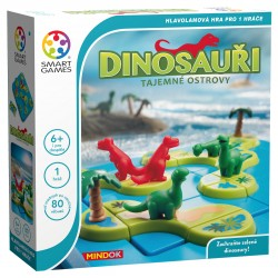 Dinosauři - Tajemné ostrovy