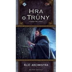 Hra o trůny: Klíč arcimistra  (Let vran 1)
