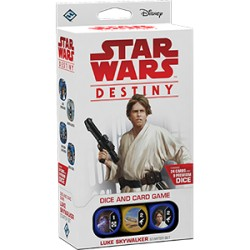 Star Wars: Destiny Luke Skywalker Starter Set