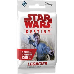 Star Wars: Destiny Legacies Booster Pack