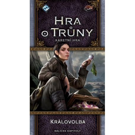Hra o trůny: Královolba  (Let vran 3)