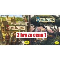 Dominion - Intriky + zdarma Dominon - Temné časy