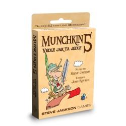 Munchkin - rozšíření 5.