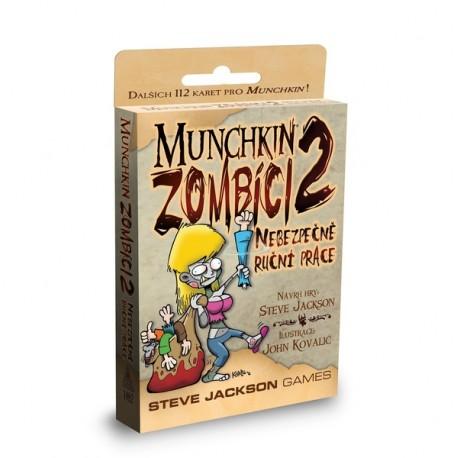 Munchkin Zombíci 2: Nebezpečně ruční práce