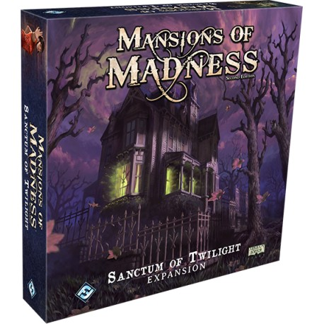 Mansions of Madness: Second Edition - Sanctum of Twilight