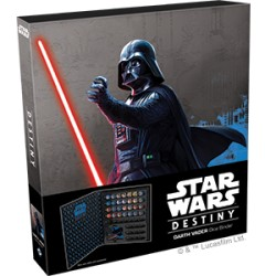 Star Wars Destiny: Darth Vader Dice Binder