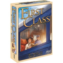 First Class: All Aboard the Orient Express