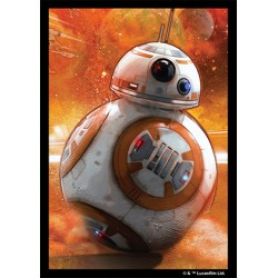 Star Wars Sleeves: BB-8 (50 Sleeves)