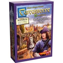 Carcassonne 06 - Král, hrabě a řeka