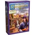 Carcassonne rozšíření 6: Král, hrabě a řeka