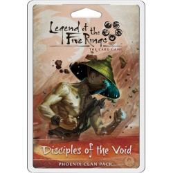 The Legend of the Five Rings: The Card Game - Disciples of the Void