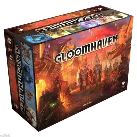 Gloomhaven 2nd Edition