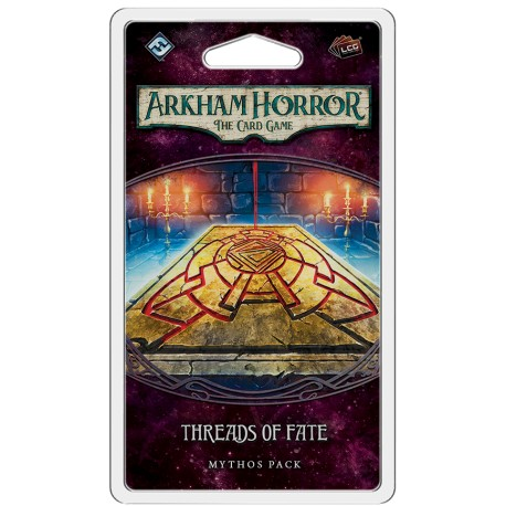 Arkham Horror: The Card Game LCG - Threads of Fate