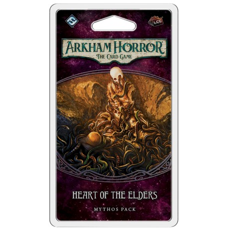 Arkham Horror: The Card Game LCG - Heart of the Elders