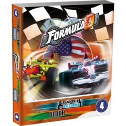 Formula D: Expansion 4 – Baltimore/Buddh