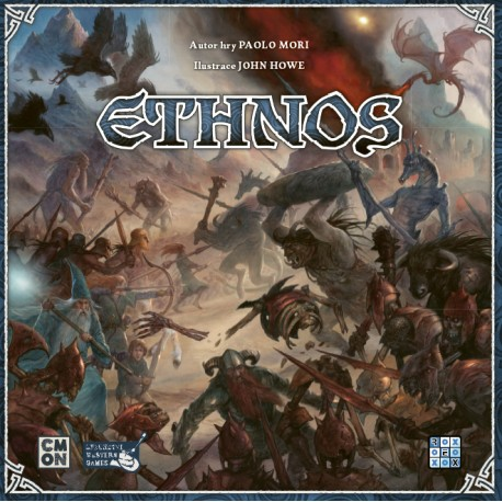 Ethnos (CZ) + předobjednávkový bonus