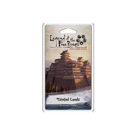 The Legend of the Five Rings: The Card Game - Tainted Lands