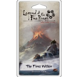 The Legend of the Five Rings: The Card Game - The Fires Within