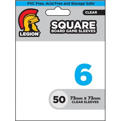 Obaly na karty - Board Game Sleeve 6 - Square