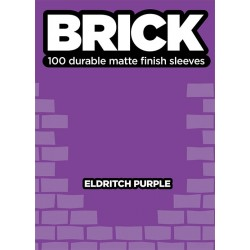 Obaly na karty - Sleeve - Brick - Eldritch Purple