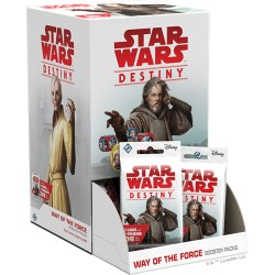 Star Wars: Destiny Way of the Force Booster Pack Display (36 bal.)