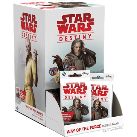 Star Wars: Destiny Way of the Force Booster Pack