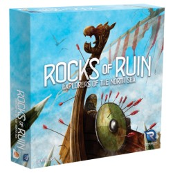 Explorers of the North Sea: Rocks of Ruin