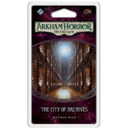 Arkham Horror: The Card Game LCG - The City of Archives