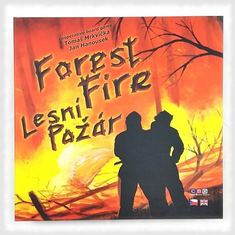Lesní požár / Forest Fire