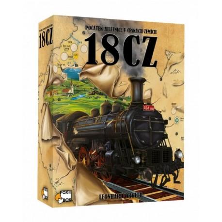 18CZ: Počátek železnice v Českých zemích