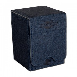 Krabička Blackfire Convertible Premium Deck Box Single Vertical 100+ Standard Size Cards - Blue