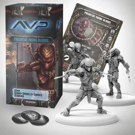 Alien vs Predator: Predator Young Bloods
