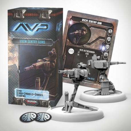 Alien vs Predator: USCM Sentry Guns