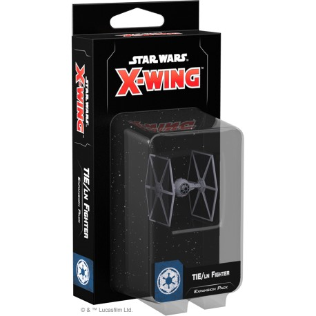 Star Wars: X-Wing (Second Edition) - TIE/ln Fighter Expansion Pack