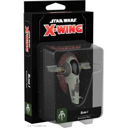 Star Wars: X-Wing (Second Edition) - Slave I Expansion Pack