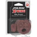 Star Wars: X-Wing (Second Edition) - Rebel Alliance Maneuver Dial Upgrade Kit