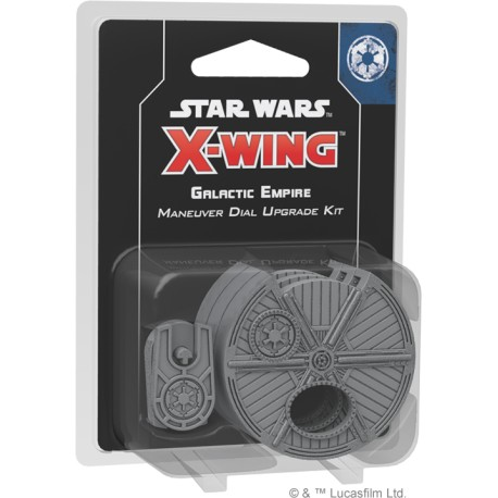 Star Wars: X-Wing (Second Edition) - Galactic Empire Maneuver Dial Upgrade Kit