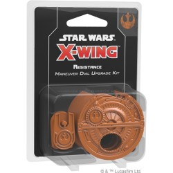 Star Wars: X-Wing (Second Edition) - Resistance Maneuver Dial Upgrade Kit