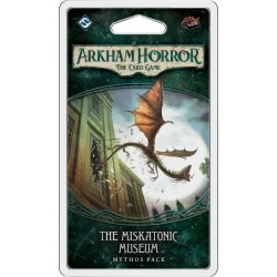 Arkham Horror: The Card Game LCG - The Miskatonic Museum