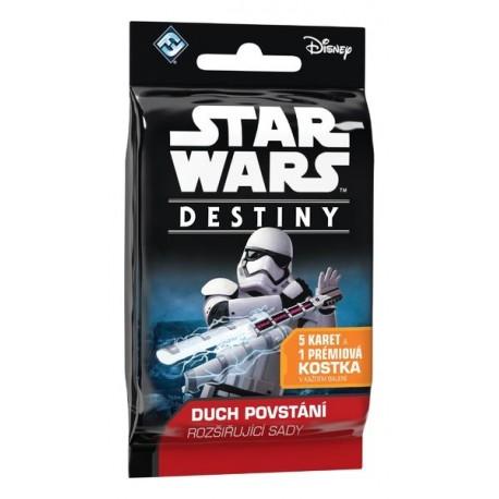 Star Wars Destiny: Duch povstání - doplňkový balíček