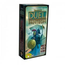 7 divů světa DUEL: Pantheon