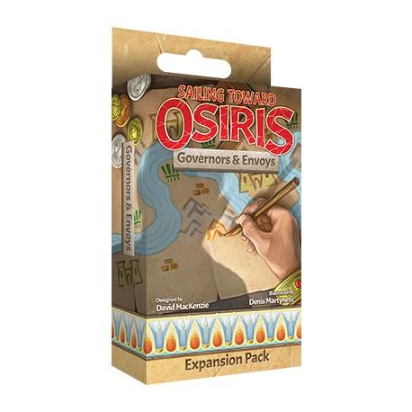 Sailing Toward Osiris: Governors & Envoys