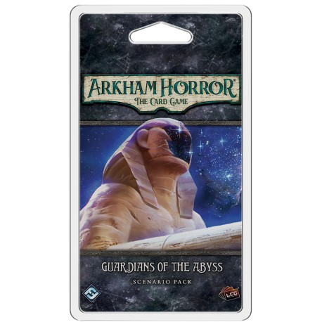 Arkham Horror: The Card Game LCG - Guardians of the Abyss